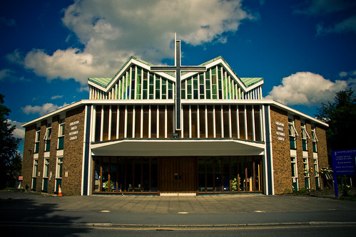 Guildford United Reform Church | by Simon Greig Photo