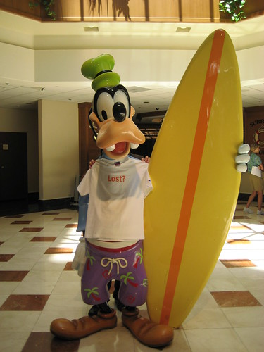 Goofy loves WorldCat | by Alice Sneary