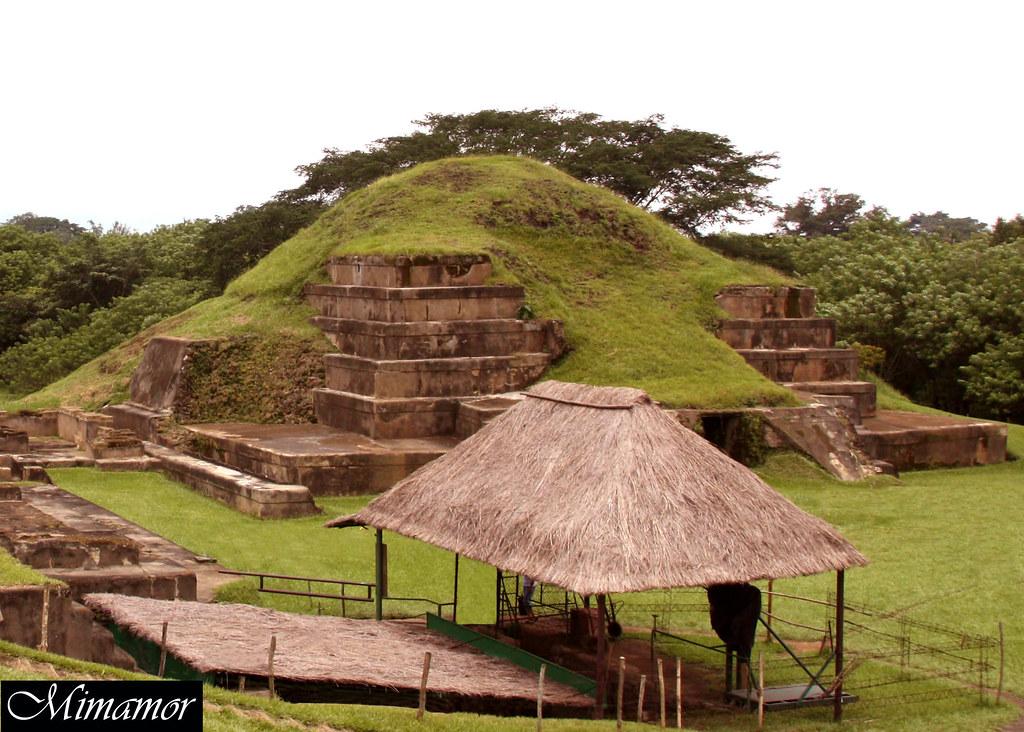 Ruinas de san andres el salvador explore 463 aug 31 - El colmao de san andres ...