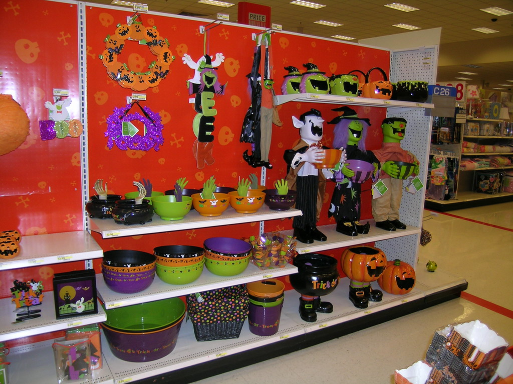 Target Halloween Decor 2008 Shawn Robare Flickr