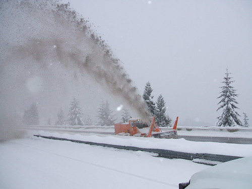Oregon DOT snow blower | by OregonDOT