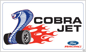 Ford Mustant Cobra Jet Decal | Ford Mustant Cobra Jet ...