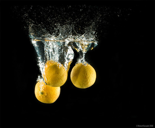 Orange juice - High Speed Flash Photography | by RichardDumoulin