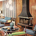 BH&G 1961 - Black Fireplace Rec Room