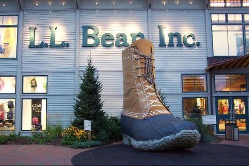 Ll Bean Shoe Size Chart