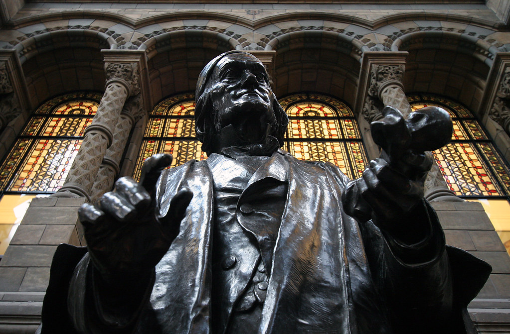 Richard Owen London Museum Of Natural History