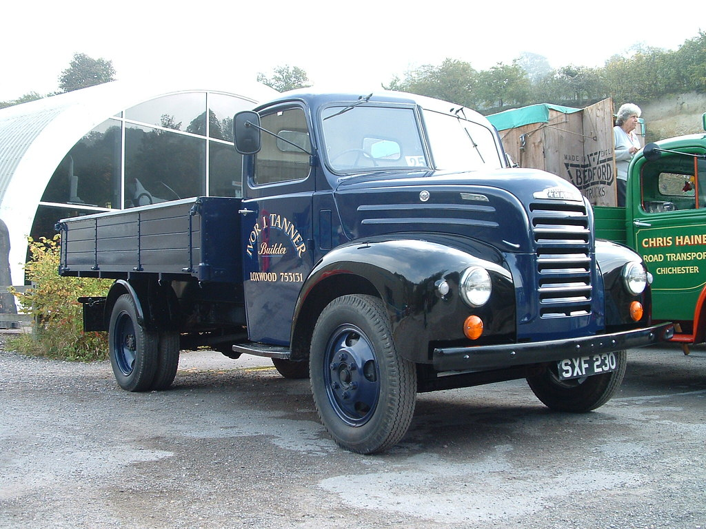 Fordson Thames Trader Fordson Thames Trader Tipper Truck A Flickr