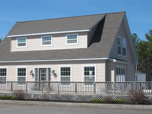 Cape cod modular home nantucket style cape cod home and for Cape cod dormer addition
