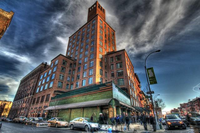 Bowery Hotel New York Booking Com