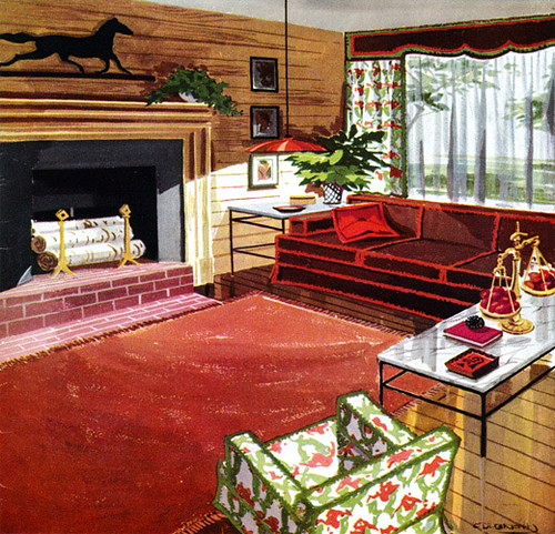 50 39 s home decor 15 chanel smith flickr for 50s room decor