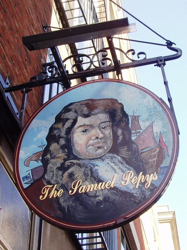 Samuel Pepys, Mayfair, W1 | by Ewan-M