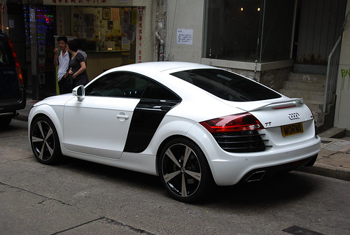 audi tt with niche tuning r8 body kit flickr photo sharing. Black Bedroom Furniture Sets. Home Design Ideas