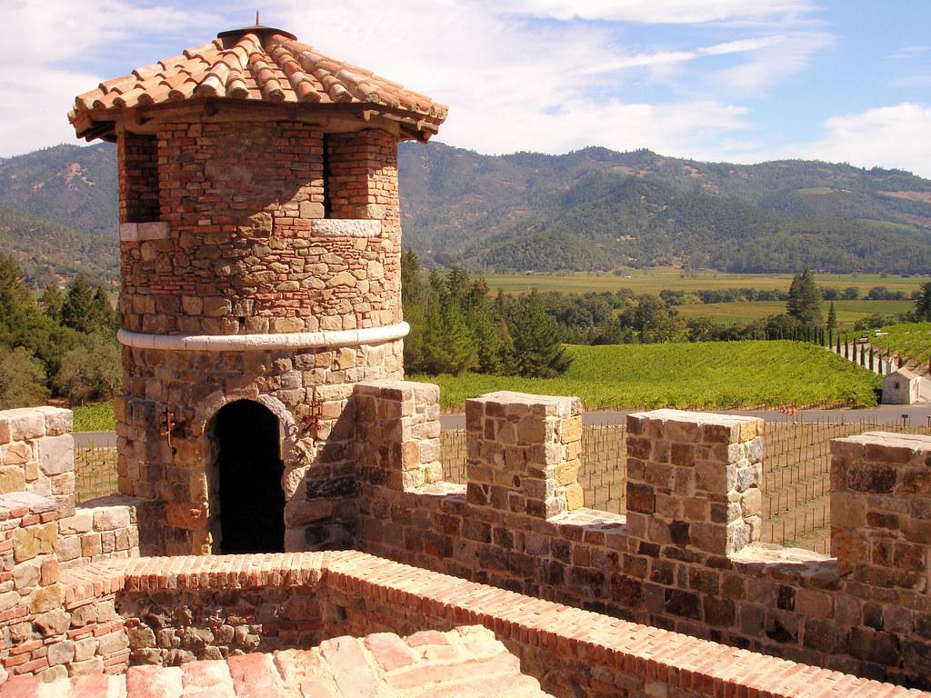 Wine Tour Napa Valley Bus