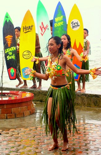 Lanuza Surfing Festival opening ceremony | by smallislander