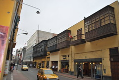 Admire the Balconies of Lima - Things to do in Lima