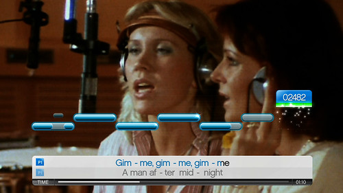 "ABBA ""Gimmie Gimmie"" 
