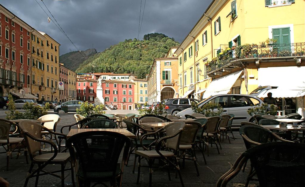 Noleggio auto Carrara