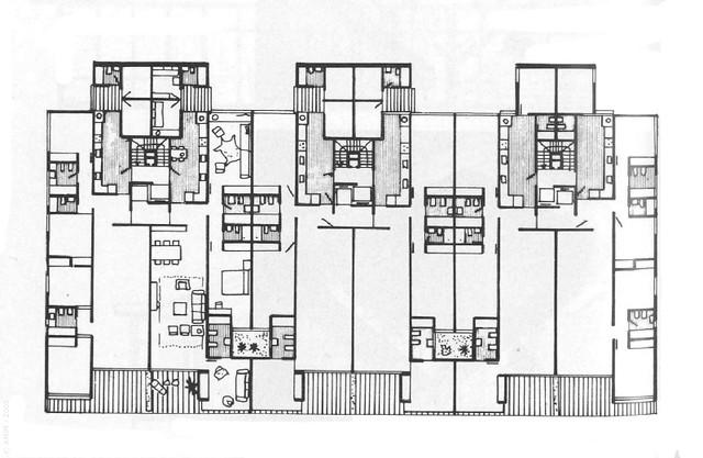 MAR del PLATA - Edificio Bonet - planta 1
