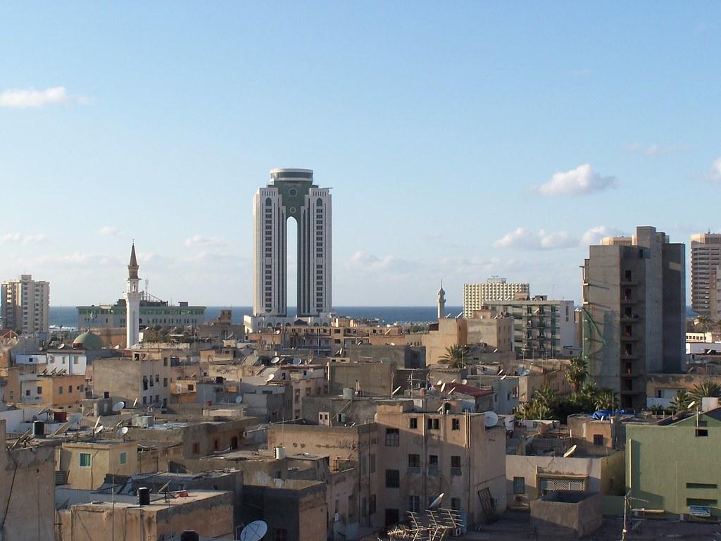 Tarabulus Central Tripoli Libya Gordontour Flickr