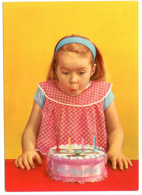 Blowing Candles Lucyfrench123 Flickr