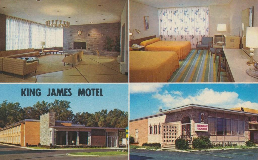 king james motel rochester new york the king james. Black Bedroom Furniture Sets. Home Design Ideas