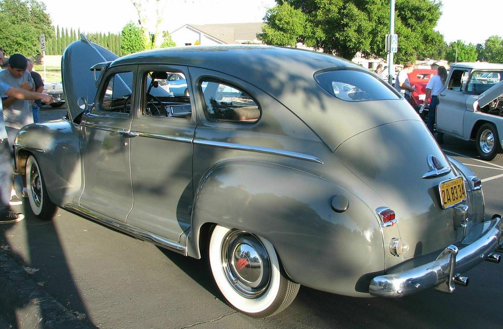 1947 plymouth 4 door sedan 39 2a 83 34 39 03 jack snell flickr for 1947 plymouth 4 door