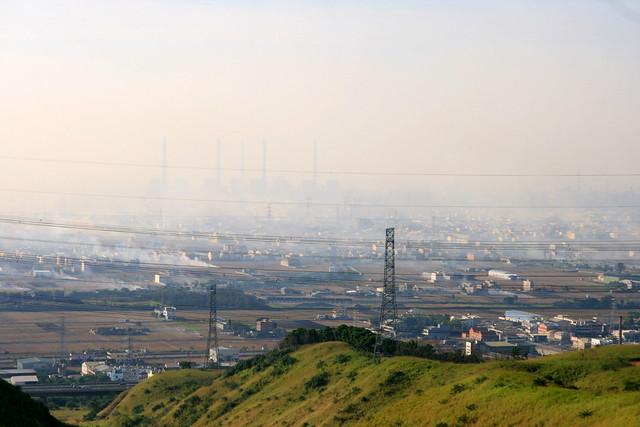 全台最髒的空氣竟落在台中東海大學!這些圖表告訴你為什麼