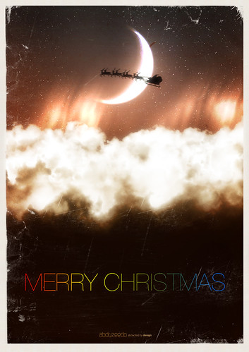 Xmas Card | by abduzeedo