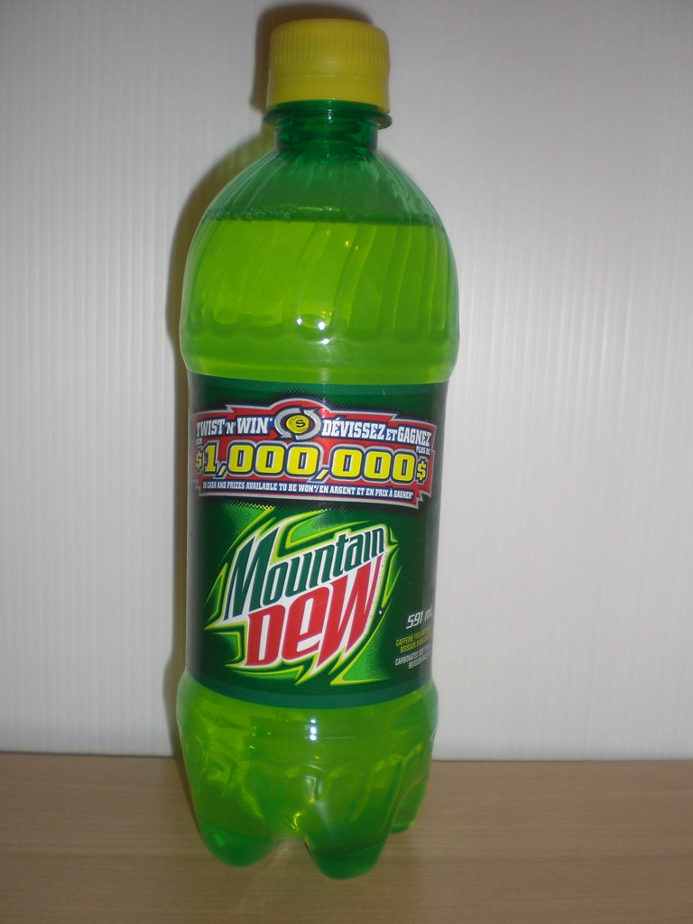 New Mountain Dew Can Design Petition
