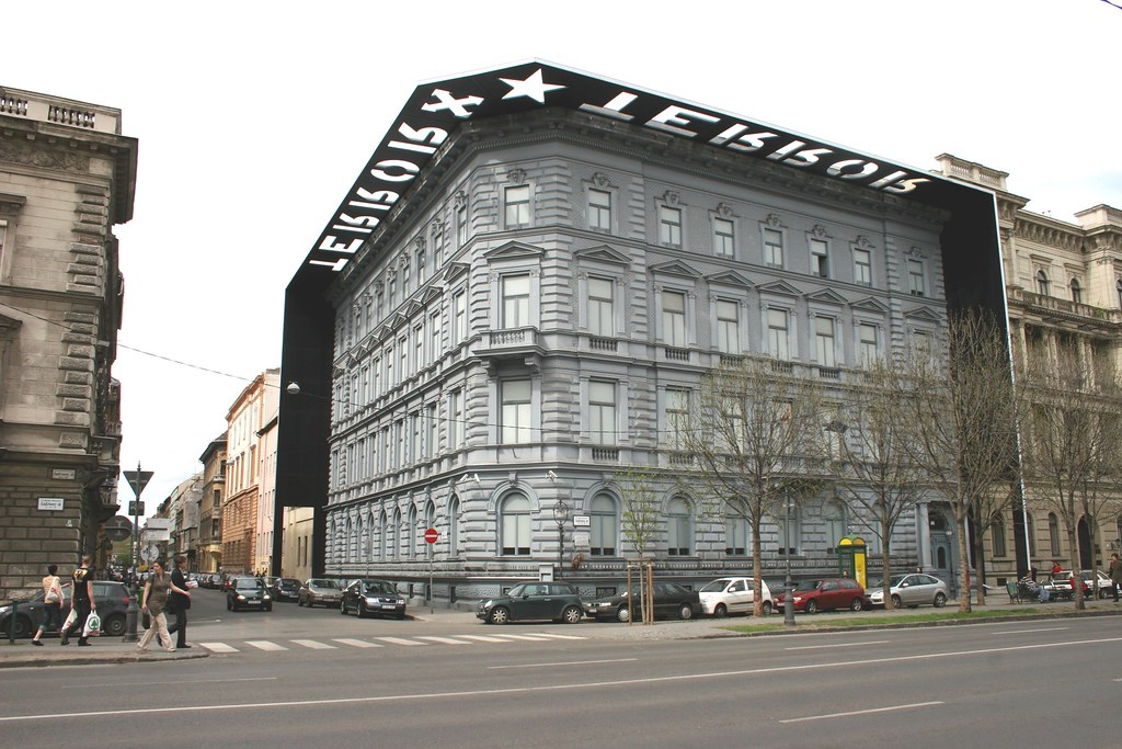 Terror Budapest Budapest Terror Building