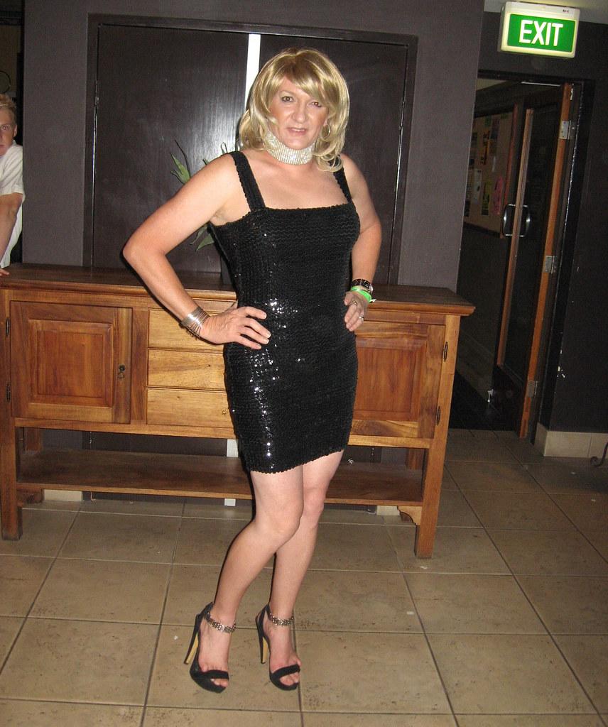 Little Black Dress Linda Karen Flickr