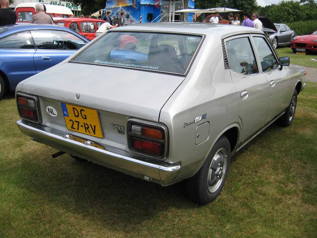 Datsun 120A FII Automatic 1978 | regtur | Flickr