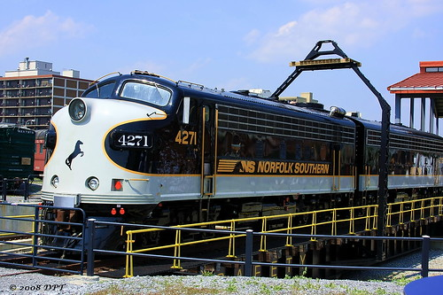 Norfolk & Southern #4271 | by CanfieldDave