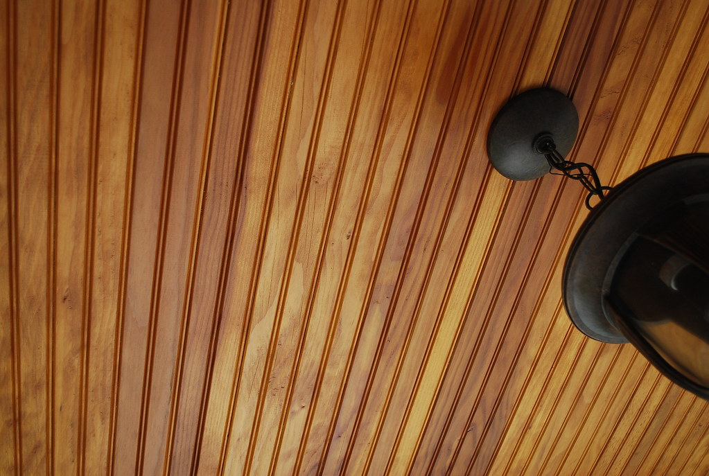 Porch Ceiling Valerie Foltz Flickr