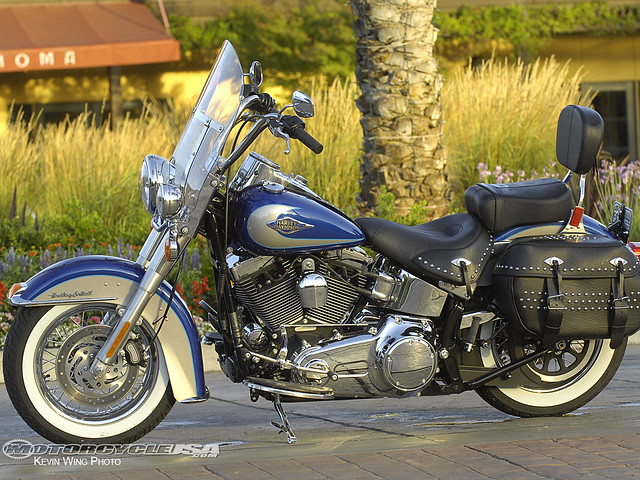 2009 Heritage Softail Classic | The 2009 Heritage Softail Cl… | Flickr