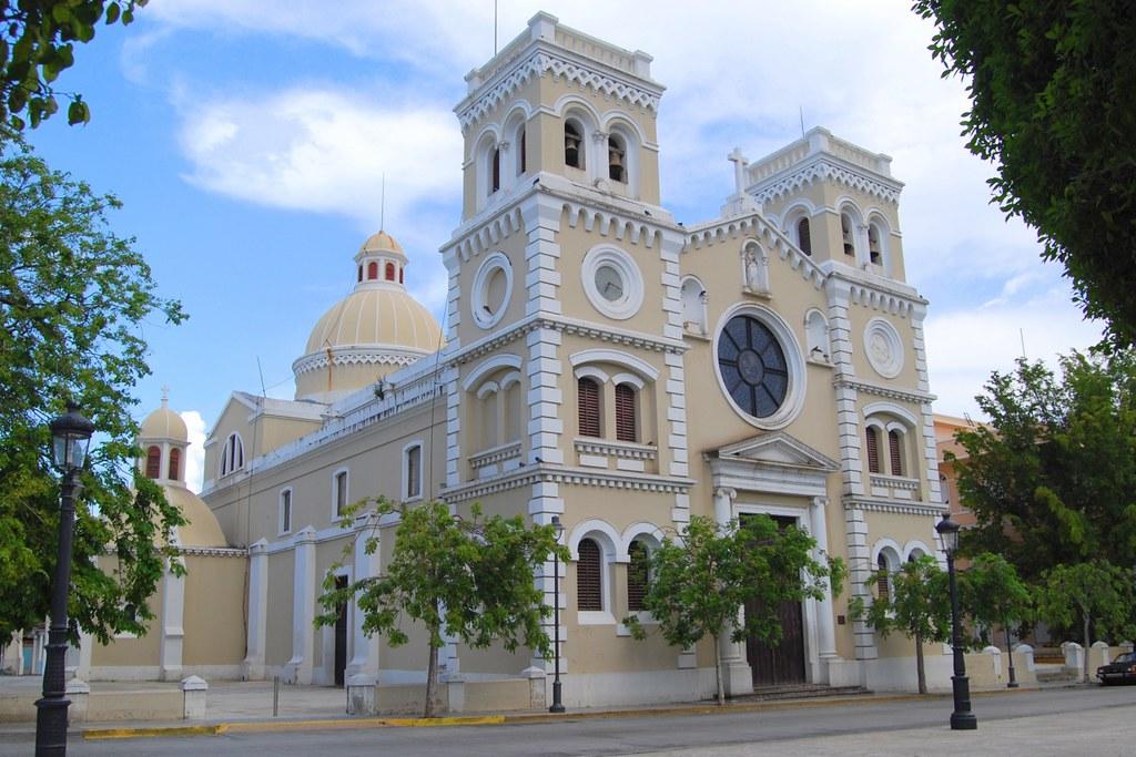 Iglesia Parroquial San Antonio De Padua Guayama La
