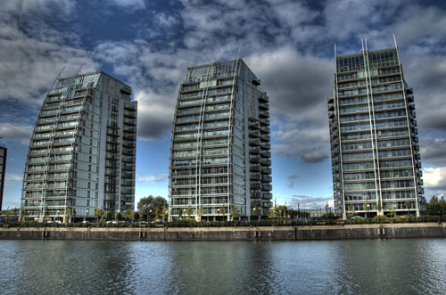 Apartments Nv Buildings Salford Quays