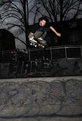 Stockwell skatepark