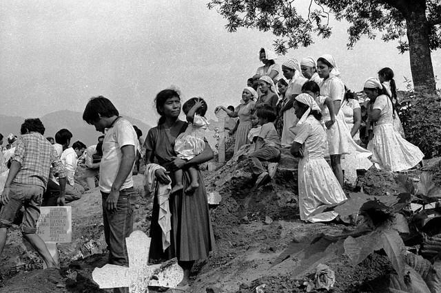Funeral, San Salvador, El Salvador, 1982 | by Marcelo  Montecino