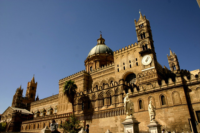 Dom in Palermo