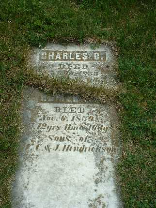 Charles C Hendrickson and Brother | by Barrington Area Library Local History