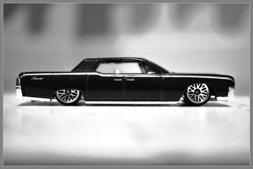 Lincoln Continental 1964 Hot Wheels Jazzek Flickr