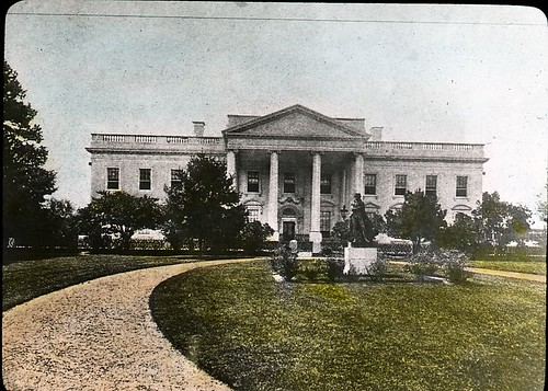 White House | by DC Public Library Commons
