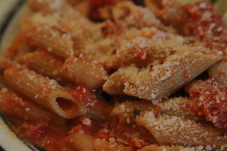 Organic Whole Wheat Penne | by @joefoodie