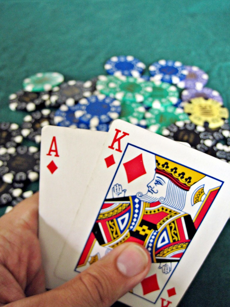 Blackjack terms