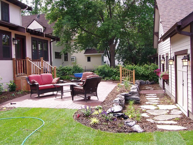 Image result for A PERFECT BACKYARD patio