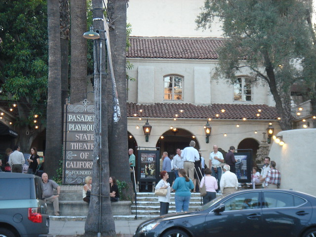 Long Beach Playhouse Studio Theatre Seating Chart