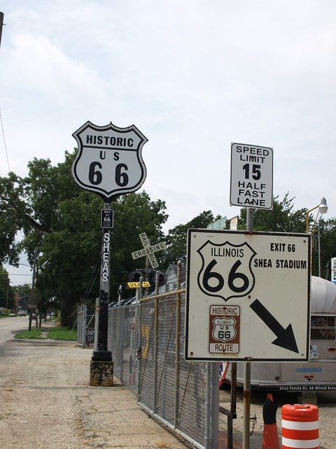 Springfield illinois route 66 flickr photo sharing for Olive garden springfield illinois