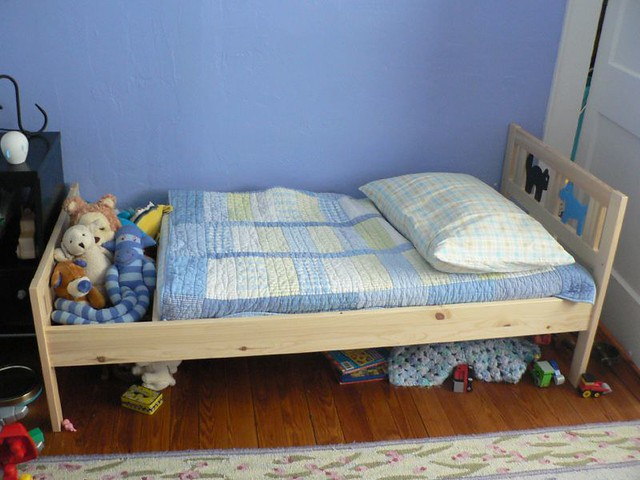 Ikea Toddler Bed Blanket