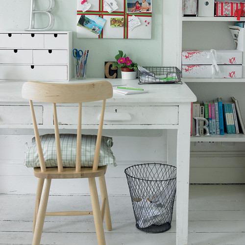 Office inspiration via house to home blogged today on for Your inspiration at home back office